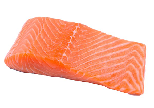SALMON 8OZ ATLANTIC BONELESS SKINLESS