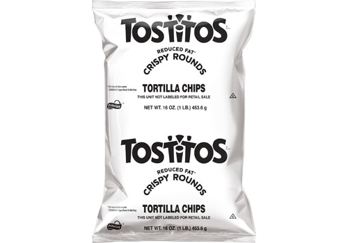 TORTILLA CHIPS ROUND