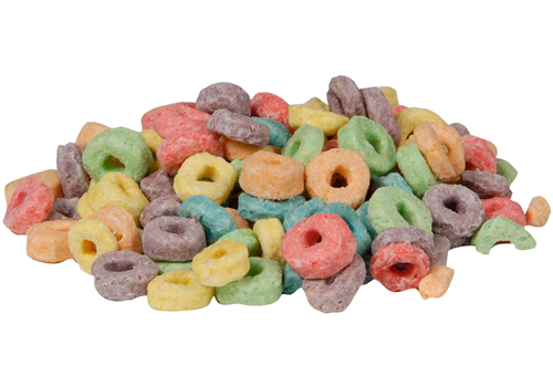 CEREAL FRUIT LOOPS
