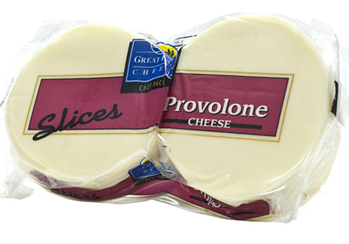 CHEESE PROVOLONE SLICED