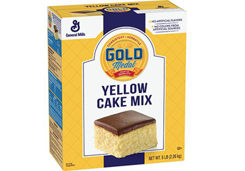 CAKE MIX YELLOW