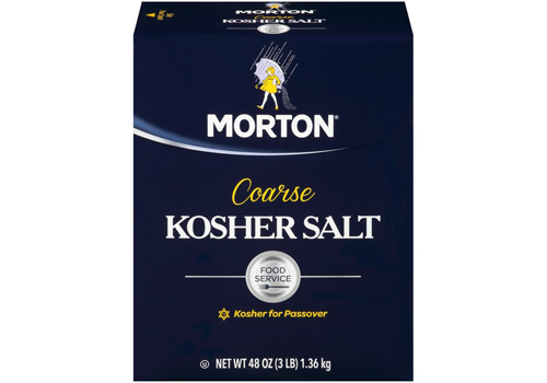 SALT KOSHER COARSE