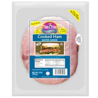 HAM THIN SLICED