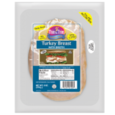 TURKEY BREAST THIN SLICED