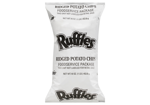POTATO CHIPS RUFFLES