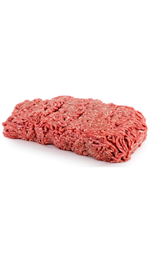 BEEF GROUND 80/20 VACUUM PACKED