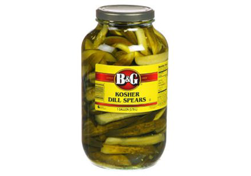 PICKLE SPEARS KOSHER DILL