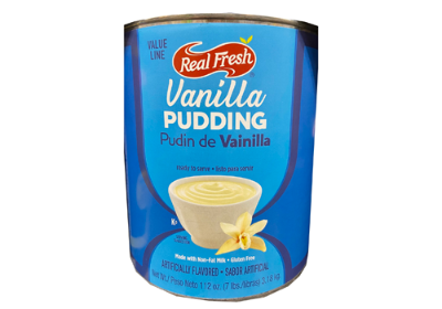 PUDDING VANILLA